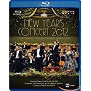 New Years Concert 2012 (Arthaus: 108056) [Blu-ray]